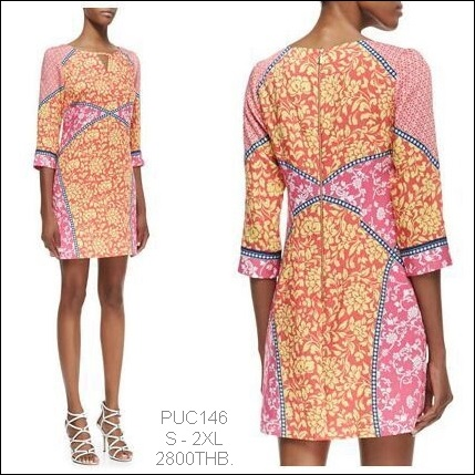 PUC146 Preorder / EMILIO PUCCI DRESS STYLE