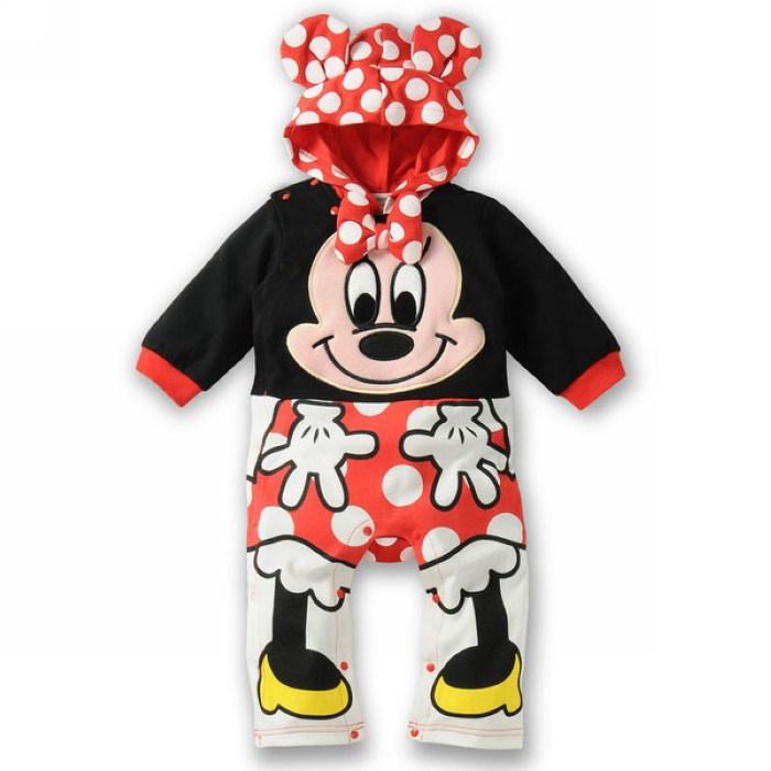 บอดี้สูทเด็ก Hello Minnie
