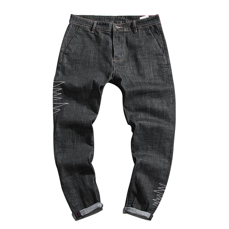 *Pre Order* D JPY กางเกงยีนส์แฟชั่นชายญี่ปุน/ทรงหลวม size 28-42