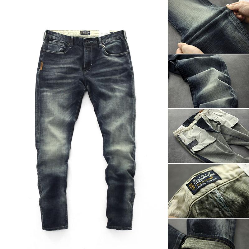*Pre Order*กางเกงยีนส์ Okayama OS Beckham Denim Japan size 29-36