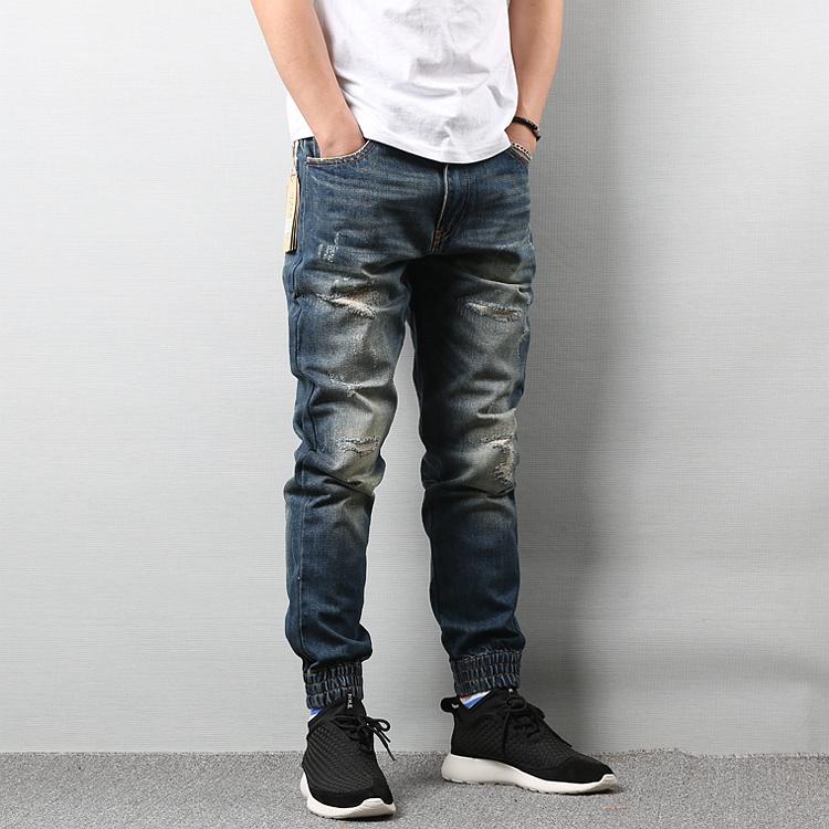 *Pre Order*Jogger Pants กางเกงแฟชั่นชายญี่ปุน size M-5XL