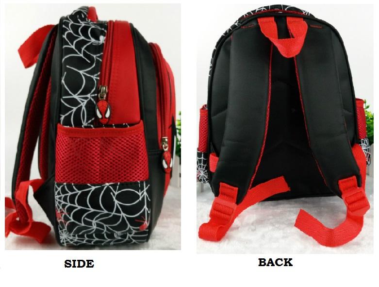 กระเป๋าเป้เด็ก spiderman