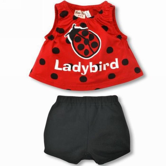 ชุดหนูน้อย Summer Collection (Lady Bird)