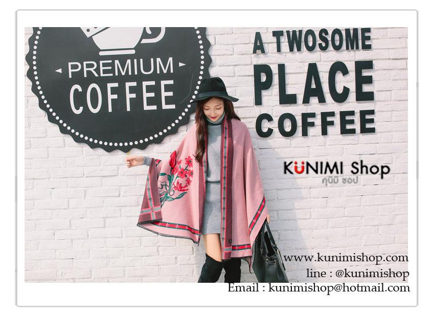 ผ้าพันคอ แฟชั่น พิมพ์ลายสวย งานดีคะ ผ้าหนานุ่ม สามารถใช้พันคอ คลุมไหล่ สวยดูดี ใช้ได้ทุกโอกาส ขนาด : ยาว 190 กว้าง 65 cm. ผ้า : ขนสัตว์ ( เทียม)