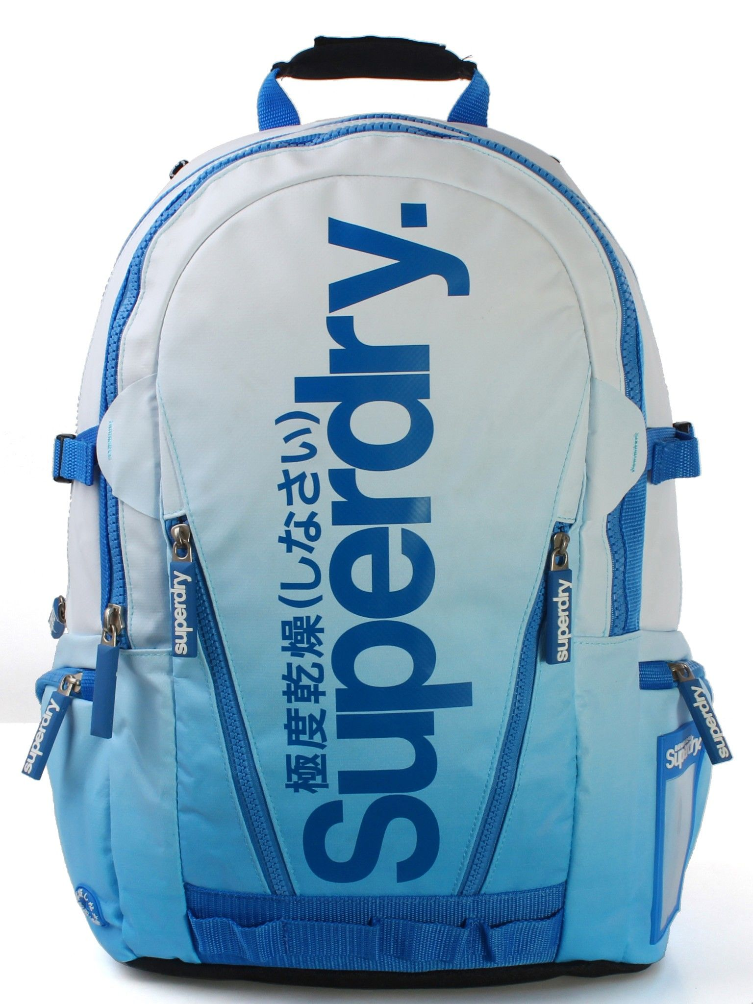 Superdry - Dip Tarp Backpack สีฟ้า (Dip Blue)