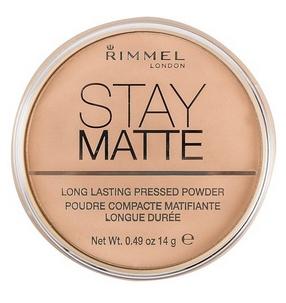 **พร้อมส่งค่ะ**Rimmel London Stay Matte Buff Beige no.012 14g.