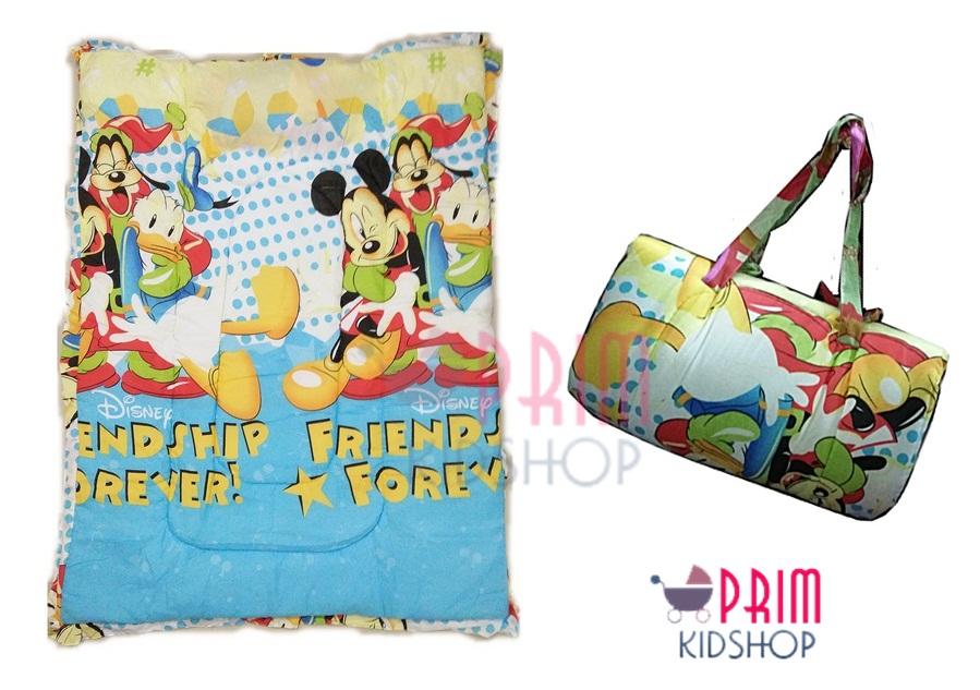 ที่นอนเด็กอนุบาลลาย Micky & Minnie 7