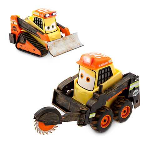 Talking Avalanche and Blackout Vehicles - Planes Fire & Rescue