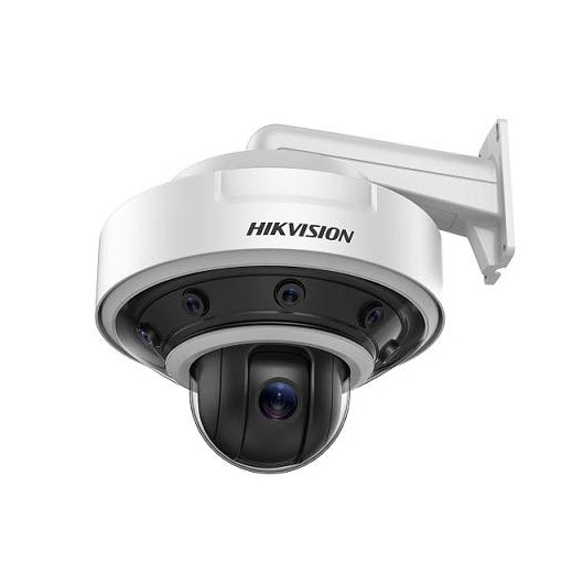 Hikvision DS-2DP0818Z-D PanoVu series 180°Panoramic+PTZ Camera รับประกัน 2ปี