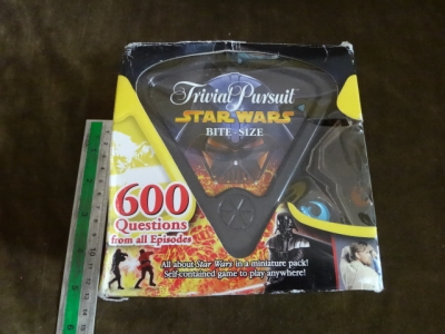 triwial pursuit star wars