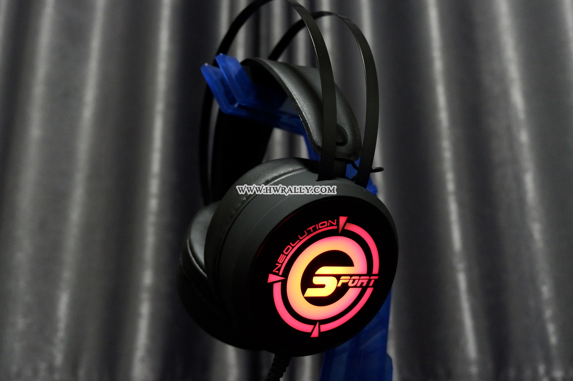 Neolution E-sport Orion Gaming Headset Led RGB
