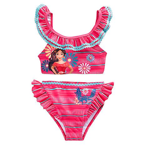 Elena of Avalor Swimsuit for Girls - 2-Piece from Disney USA ของแท้100% นำเข้า จากอเมริกา
