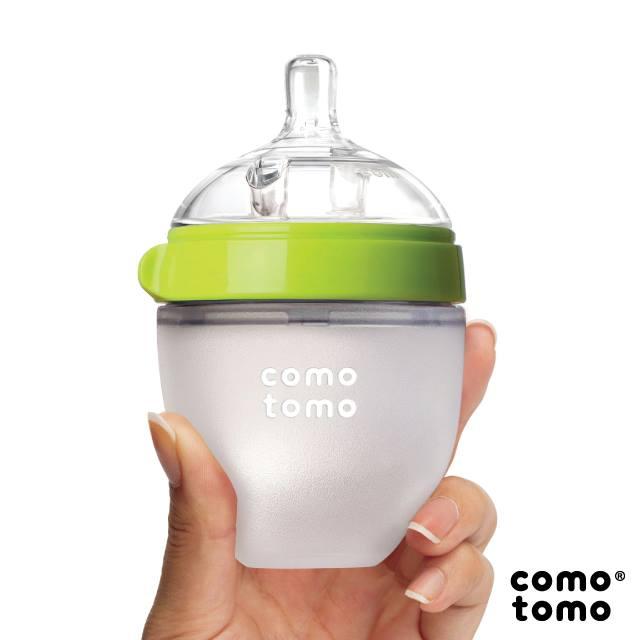 Comotomo ขวดนมซิลิโคน ขนาด 5 ออนซ์ แพคเดี่ยว