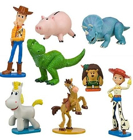 Z Toy Story 3 Heroes Figure Play Set