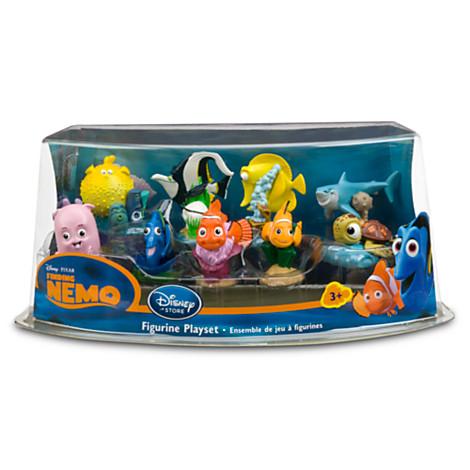 Z Disney Finding Nemo Figure Play Set