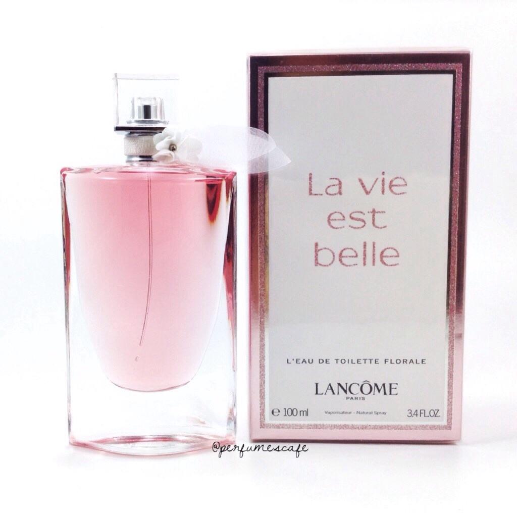 Lancome La Vie Est Belle L'Eau de Toilette Florale แบ่งขาย 10ml.