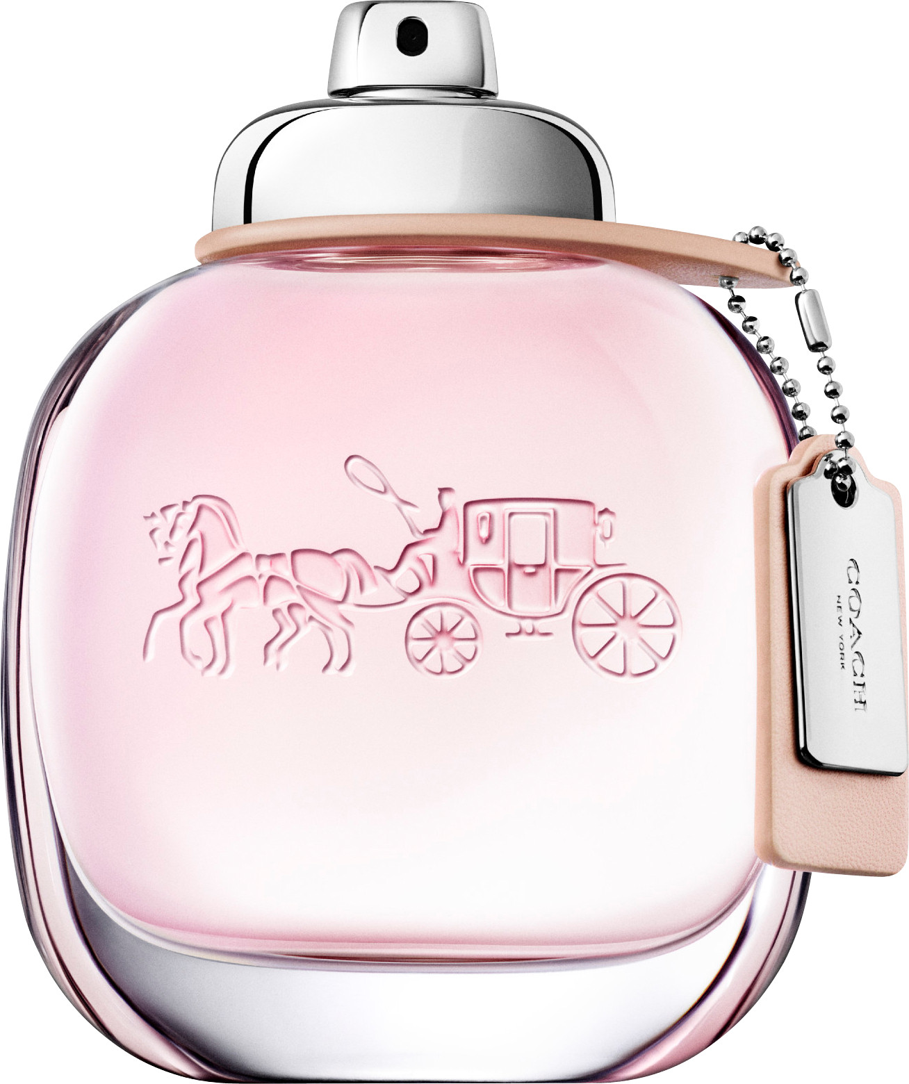 Coach The Fragrance Eau de Toilette for women ขนาด 90ml. กล่องเทสเตอร์