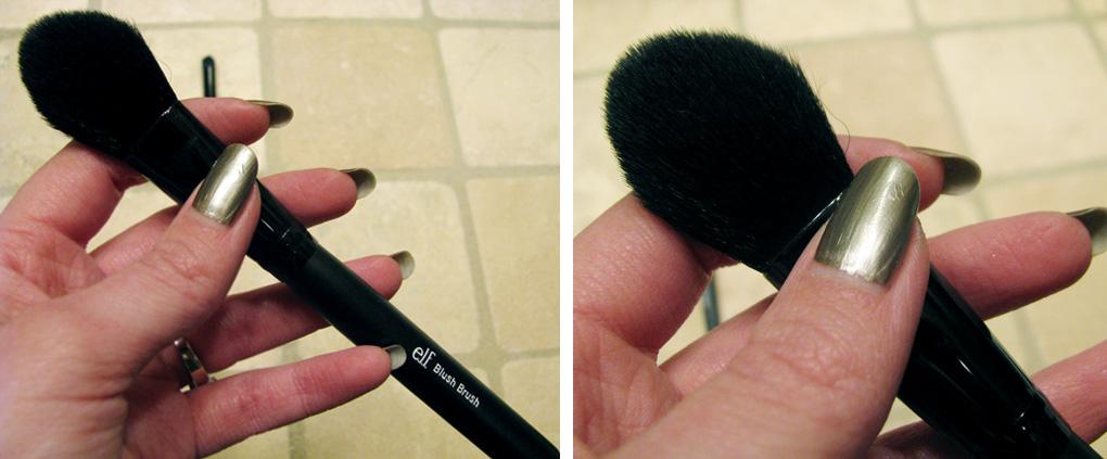 **พร้อมส่งค่ะ** e.l.f. Studio Blush Brush No.11 แปรงปัดแก้ม