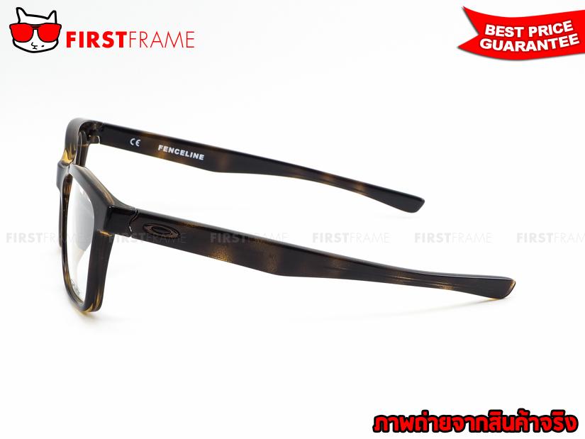 แว่นสายตา OAKLEY OX8069-02 FENCELINE 3