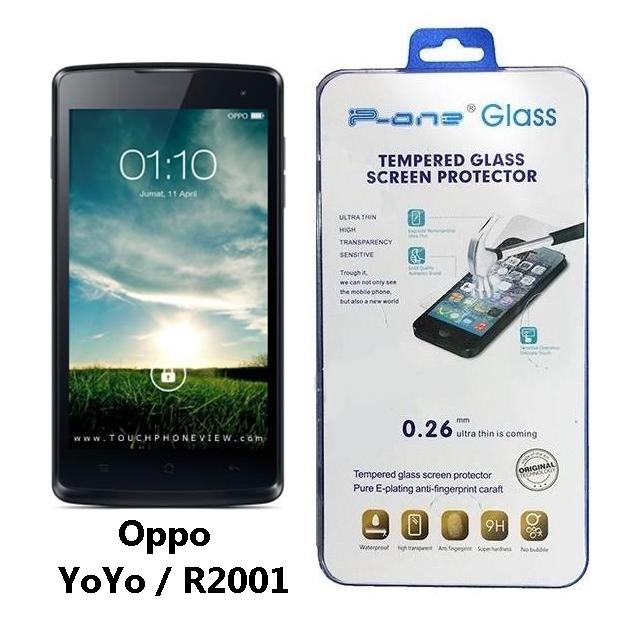 ฟิล์มกระจก Oppo YoYo / R2001