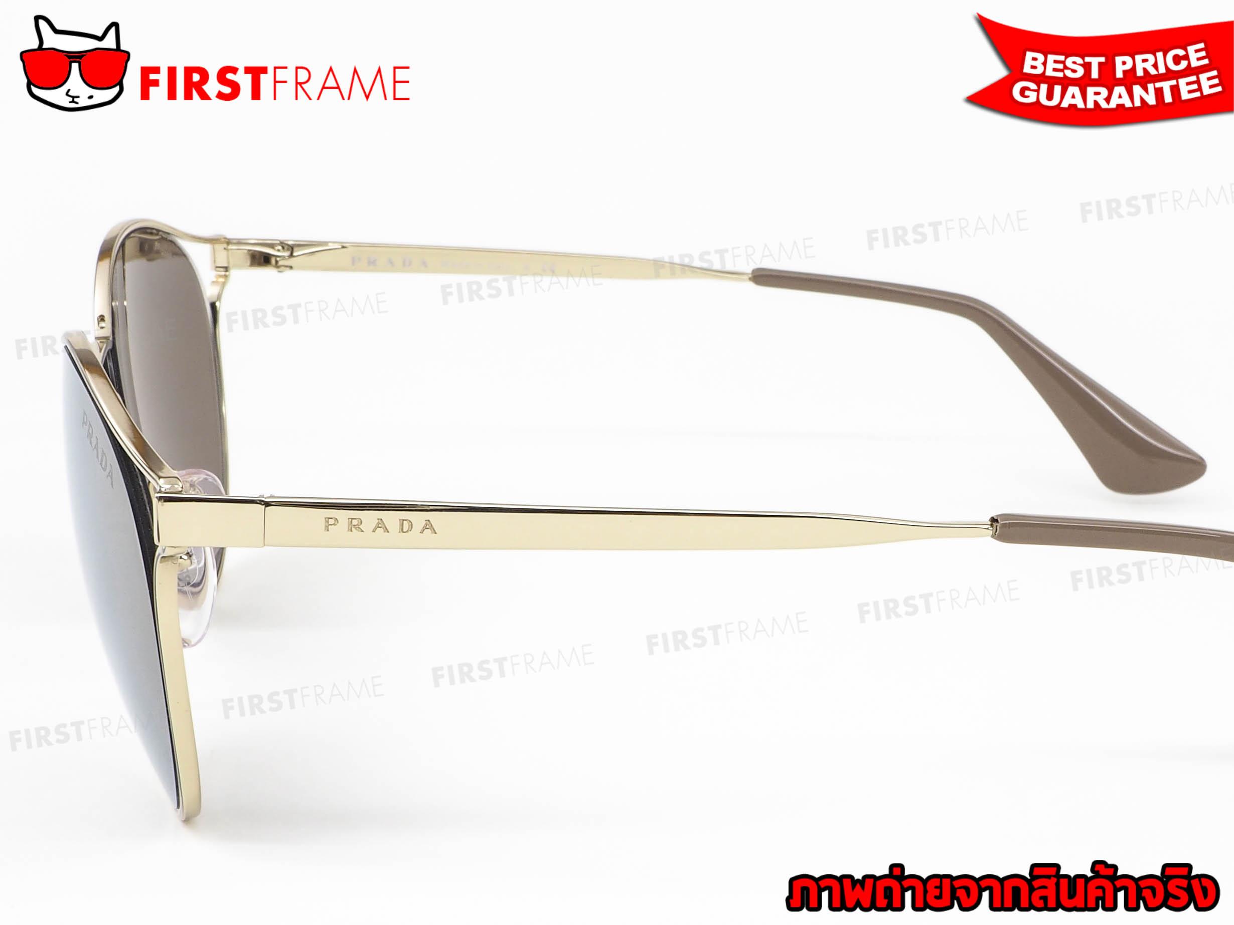 แว่นกันแดด PRADA PR62SS ZVN1C0 5