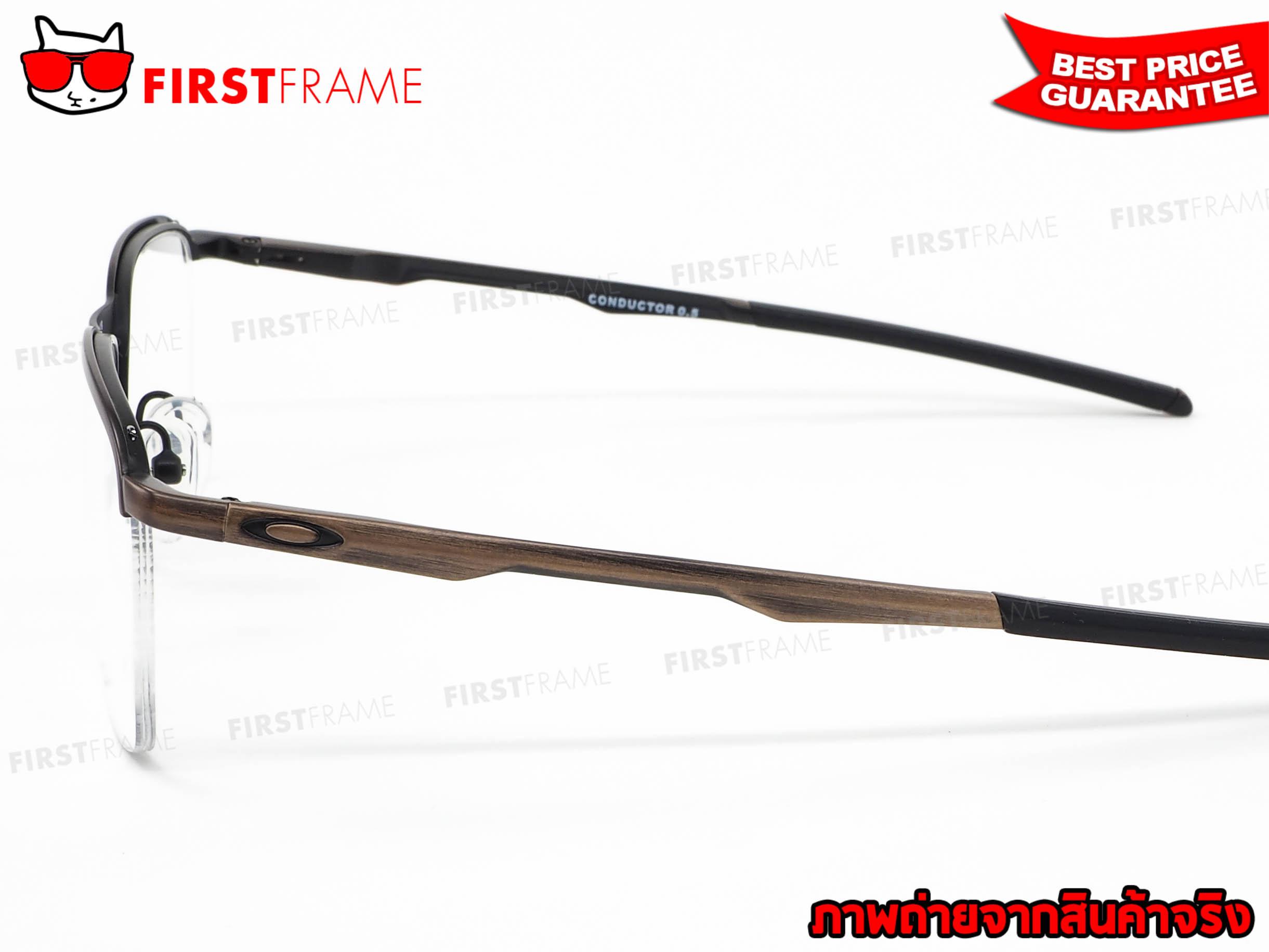 แว่นสายตา OAKLEY OX3187-04 CONDUCTOR 0.5 4