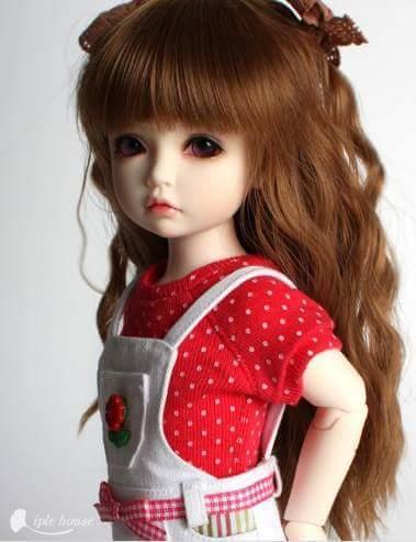 ตุ๊กตา / Elin / 10 นิ้ว ข้อต่อ
