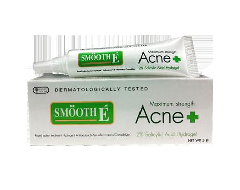 SmoothE Acne 2% Hydrogel 5 G