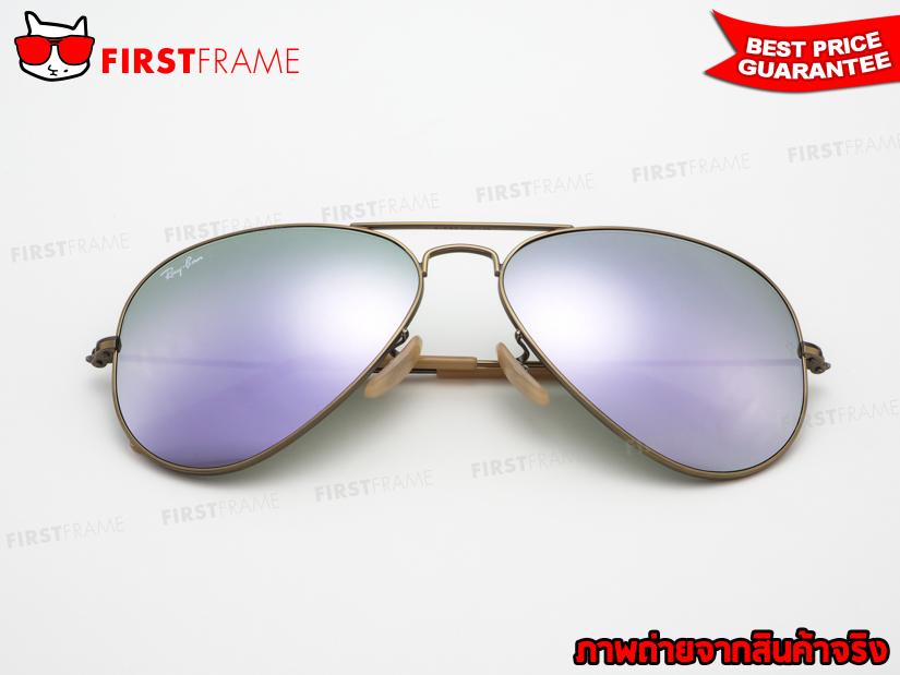 แว่นกันแดด RayBan RB3025 167/4K | AVIATOR LARGE METAL NEW COLOR5
