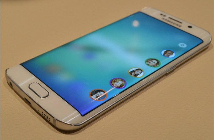 Samsung Galaxy S6 Edge 64 GB W/B
