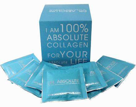 Dr.Absolute Collagen คอลลาเจนบริสุทธิ์ 100 %