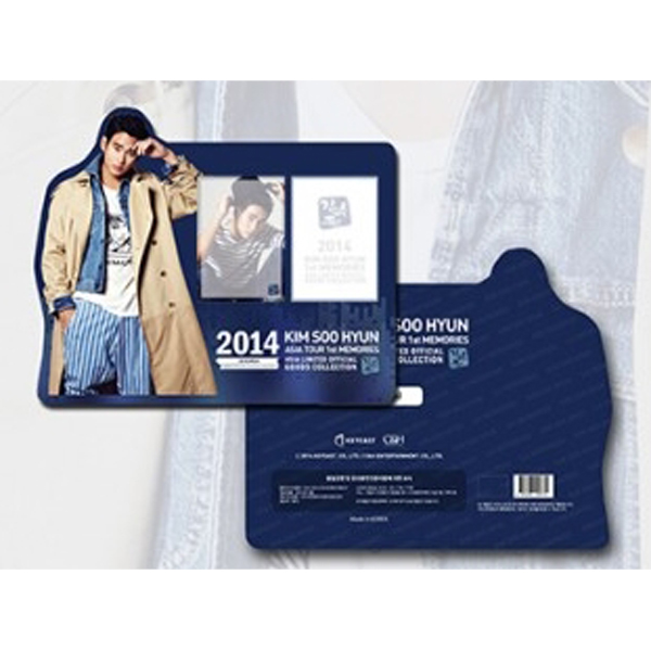 Kim Su Hyeon Asia Tour 1st Memories Asia Limited Official Goods Collection - Memo Set