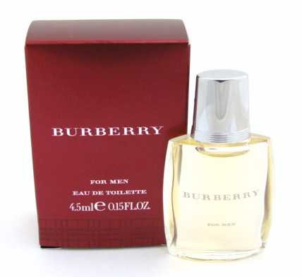 Burberry For Men Eau De Toilette ขนาดทดลอง 4.5 ml.