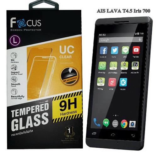 โฟกัส ฟิล์มกระจก AIS LAVA T4.5 lris 700