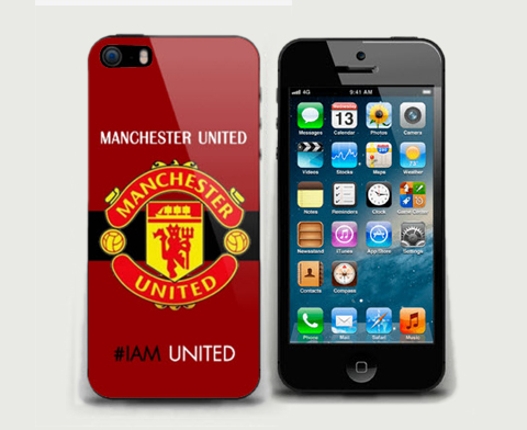 Man U Football Club iPhone5s case