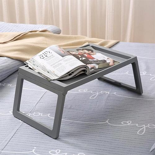 โต๊ะnotebook โต๊ะคอมพิวเตอร์ โต๊ะทำงาน พร้อมที่วางโทรศัพท์ พับเก็บได้