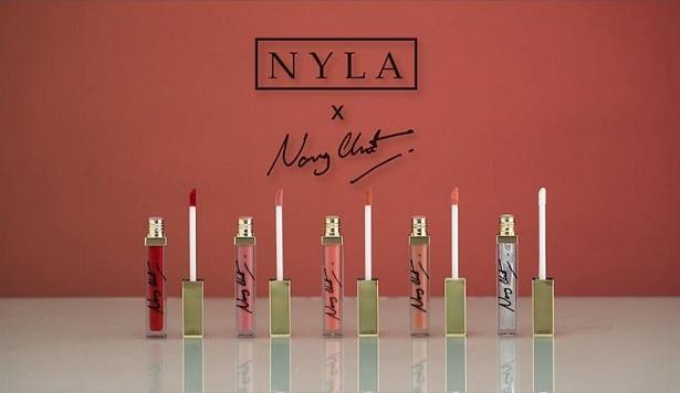 NYLA Lip Matte Liquid ไนล่า ลิปแมท ลิควิด ลิปน้องฉัตร ส่งฟรีEMS