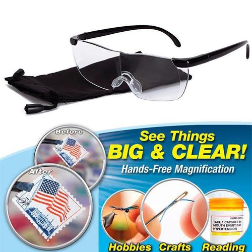 แว่นตา แว่นขยาย แว่นอ่านหนังสือ big vision glasses