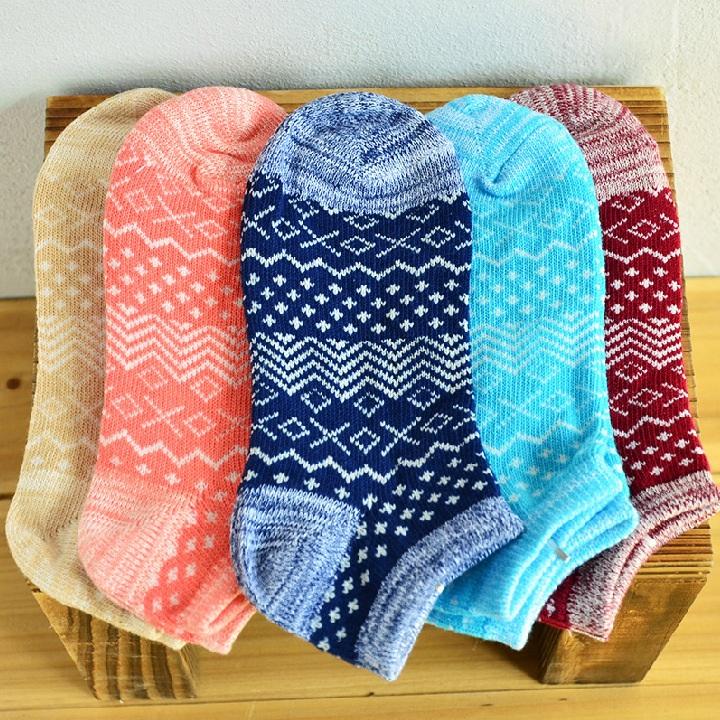 S238**พร้อมส่ง** (ปลีก+ส่ง) ถุงเท้าแฟชั่นเกาหลี ข้อสั้น เนื้อดี งานนำเข้า(Made in China)