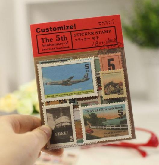สติ๊กเกอร์ชุด : Sticker Stamp Set 3