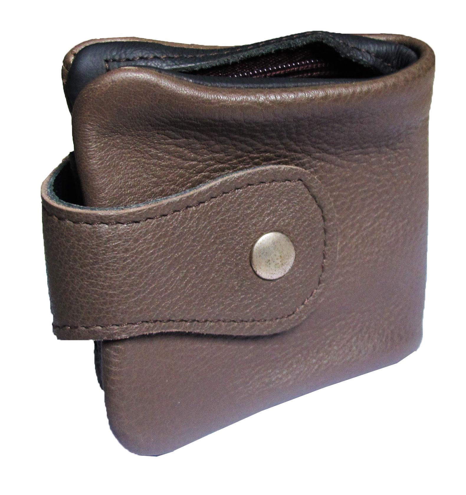 กระเป๋าสตางค์ หนังวัวแท้ สัมพัสนุ่ม นิ่มมือ ดีไซน์สวย เก๋ไก๋