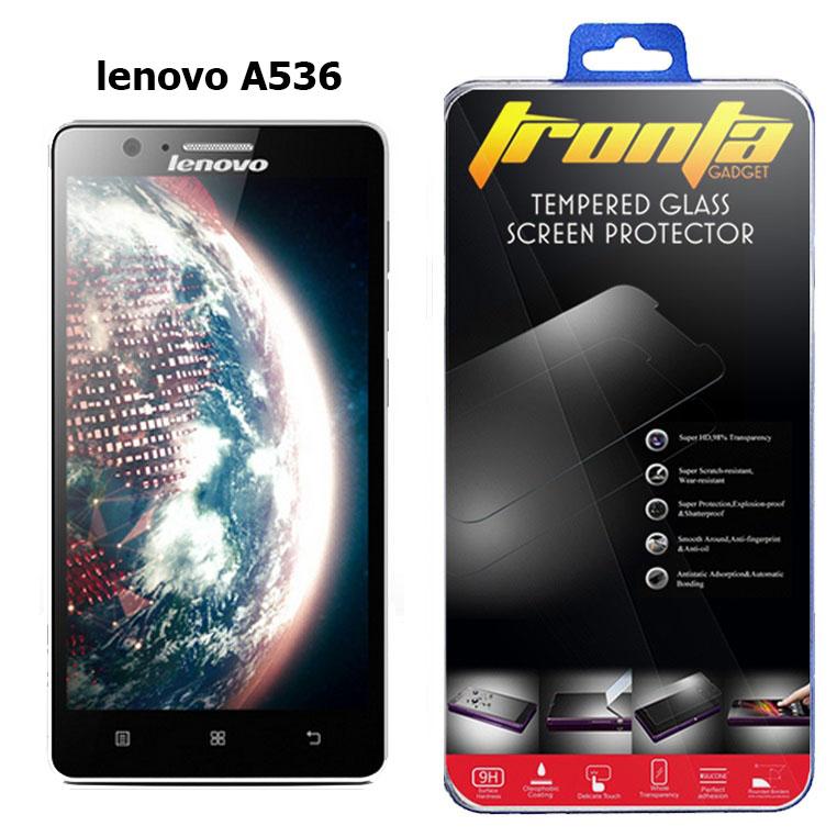 ฟิล์มกระจก tronta Lenovo A536