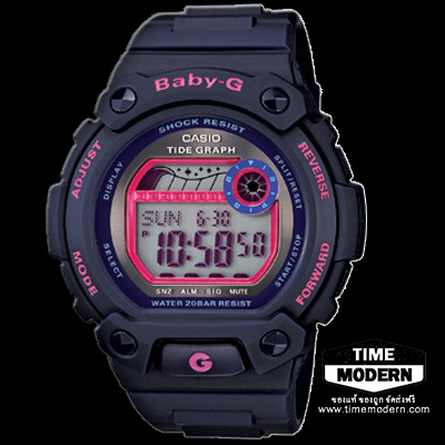 นาฬิกา Casio Baby-G Standard Digital รุ่น BLX-102-2ADR