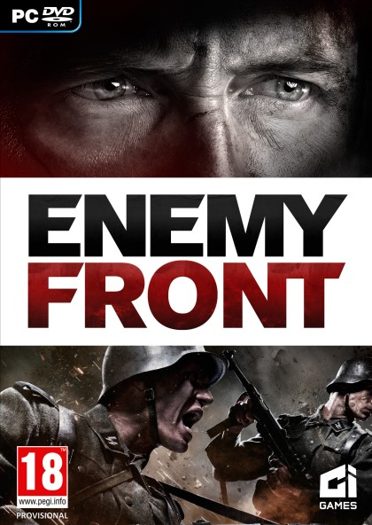 Enemy Front ( 2 DVD )