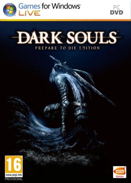 Dark souls prepare to die edition ( 1 DVD )
