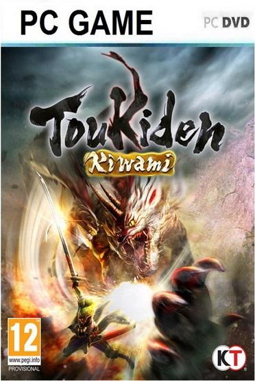 Toukiden Kiwami ( 4 DVD )