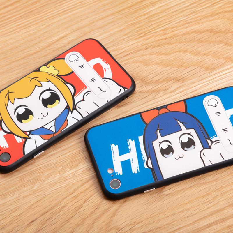 Case iPhone Poputepipikku (Pop Team Epic) (มีให้เลือก 2 แบบ)