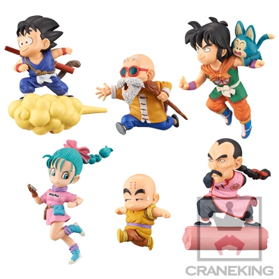 World Collectable Figure - Dragon Ball (ของแท้ลิขสิทธิ์)