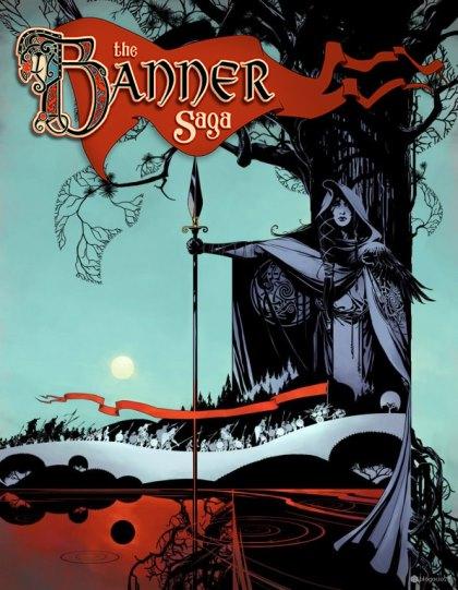 The Banner Saga ( 1 DVD )