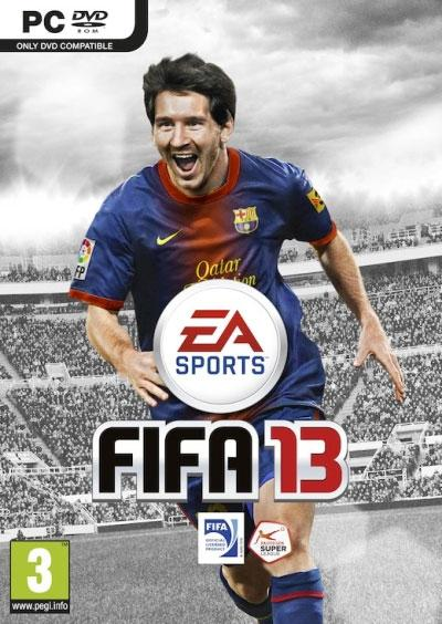 FIFA 13 ( 2 DVD )